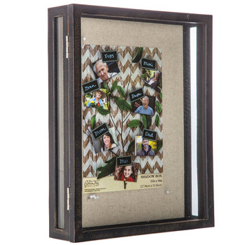 See All Style Shadow Box